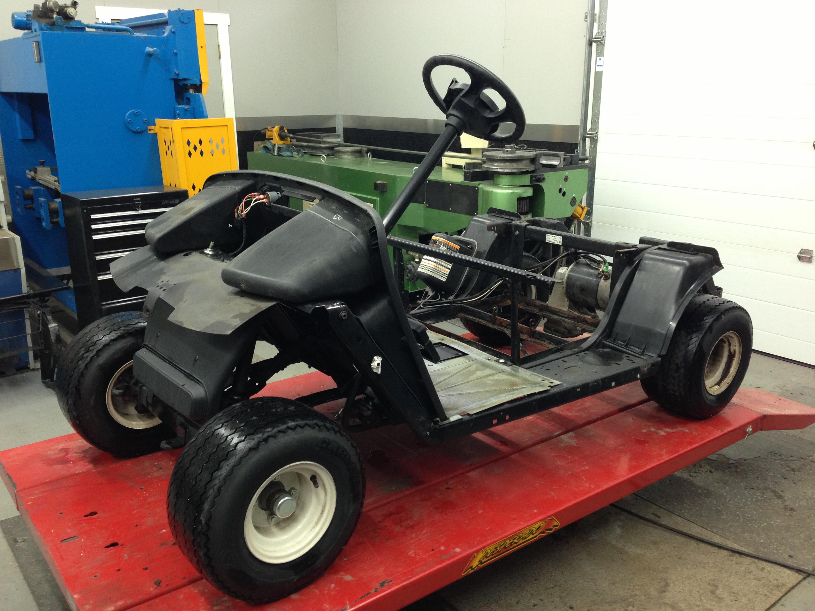 Golf cart bed plans the best cart for Golf cart plans