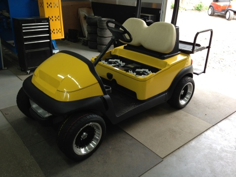 Now this is one good looking electric buggy!