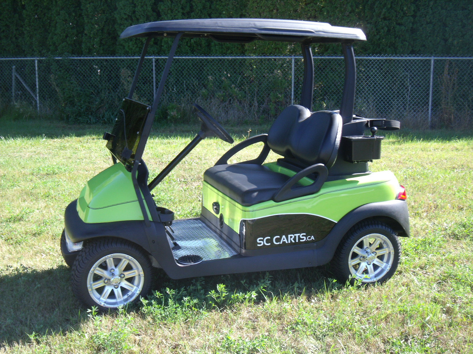 Ca car color combos - This Color Combo Really Makes The Precedent Standout This Cart