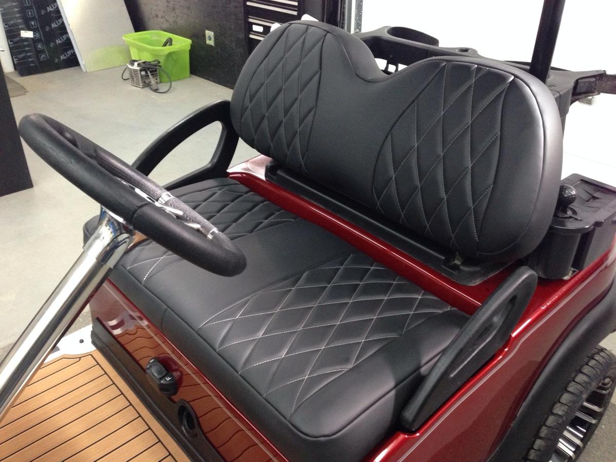 sc carts custom solar charging golf cart part 2 sc carts. Black Bedroom Furniture Sets. Home Design Ideas