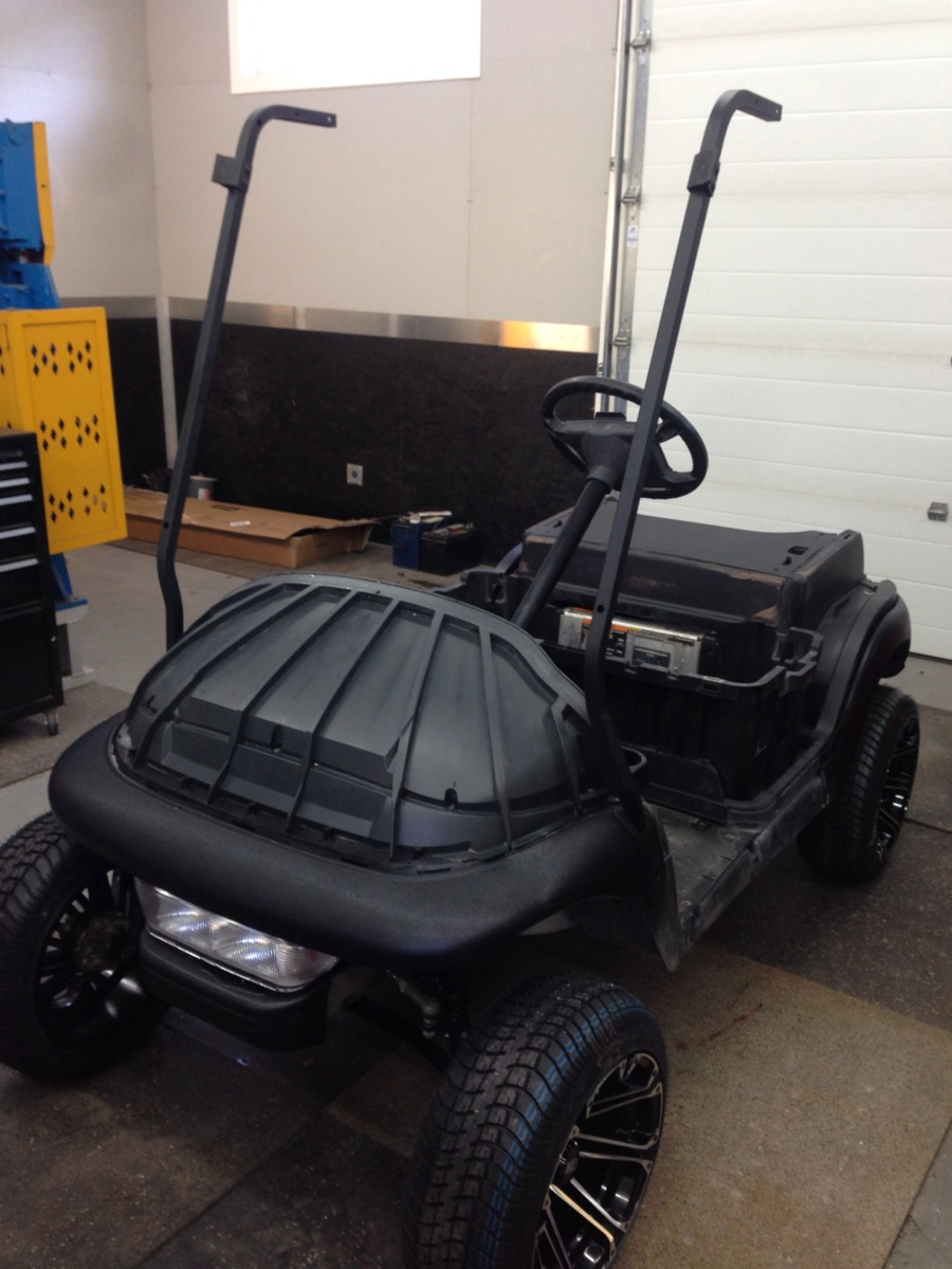 Sc Carts Customer Ford F150 Inspired Cart Part 2 Sc Carts