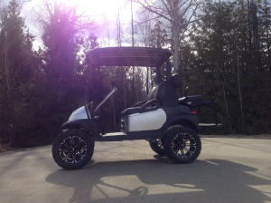 Another awesome cart designed by our customer.