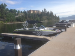 Here it is one awesome Nautique G23!!!