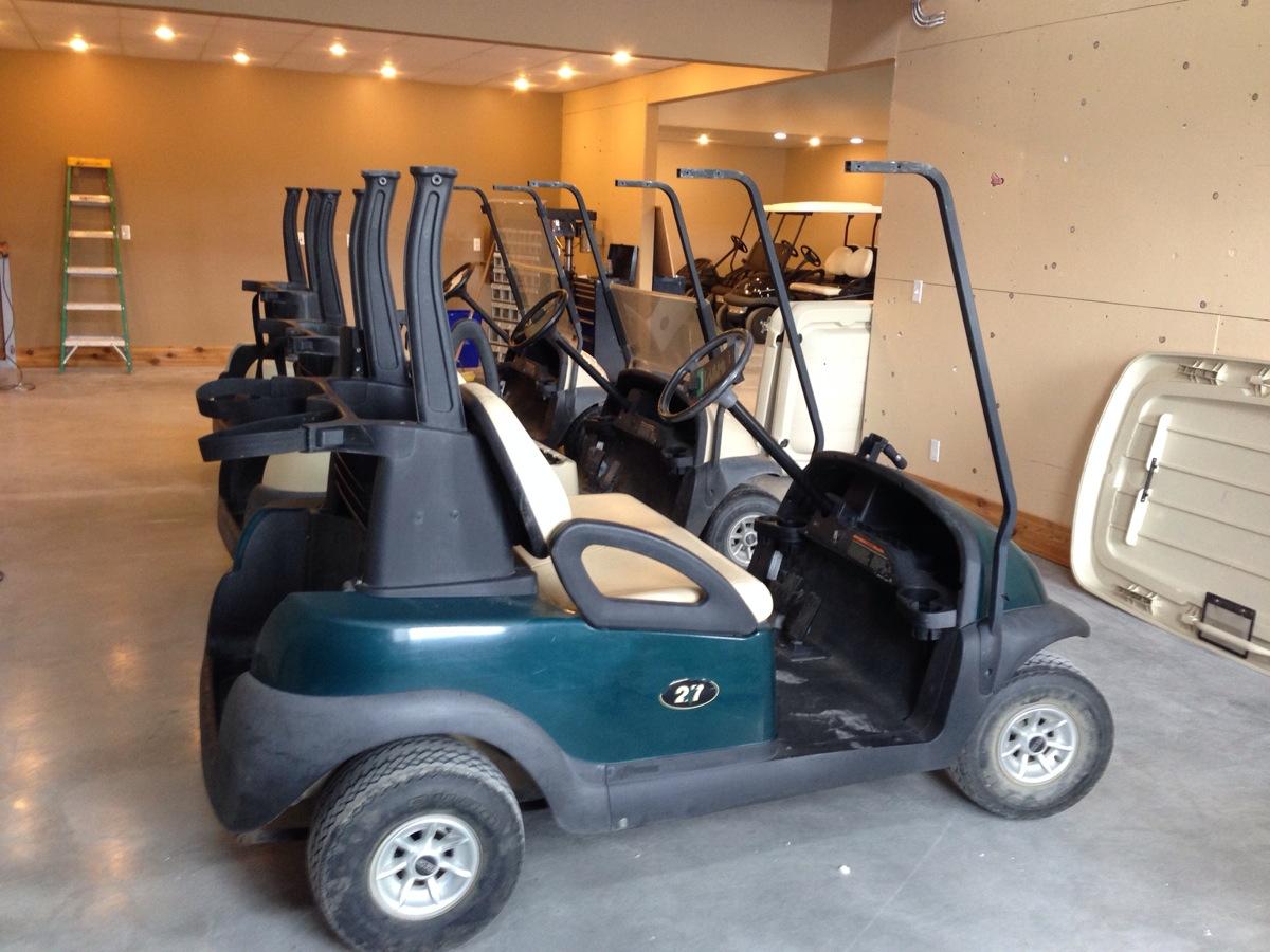 SC Carts Cyber Gray Golf Machine | SC CARTS on lawn mower time machine, truck time machine, bmw time machine,