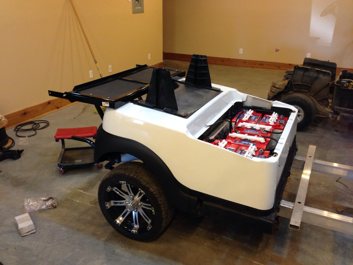 SC Carts Custom Stretch Golf Cart *Part 3* | SC CARTS on courtesy cart, stretch jaguar 2014, stretch money, black cart,
